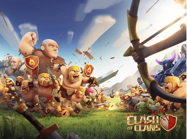 Clash Of Clan Gratis gems