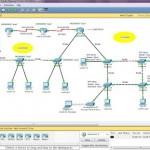 Belajar jaringan Komputer (Simulasi Packet Tracer)