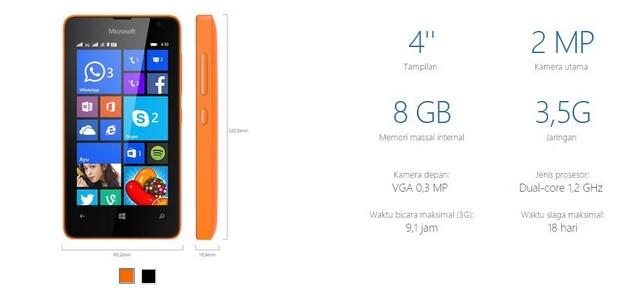 Lumia 430 Dual SIM 2