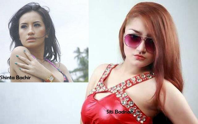 inisisal SB Siti-Badriah dan Shinta Bachir