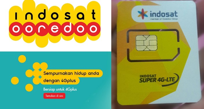 Jaringan 4G Ooredoo Dari Indosat