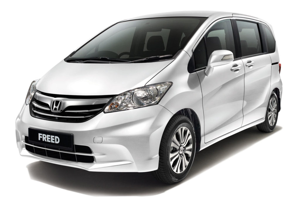 New Honda Freed To Debut In Japan This Year Ceo pertaining to [keyword