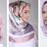 Koleksi Beragam Jenis Model Hijab Lebaran Menarik