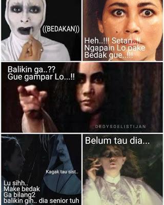 meme lucu valak the conjuring 17