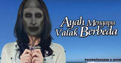 meme lucu valak the conjuring 28