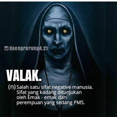 meme lucu valak the conjuring 8