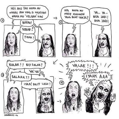 meme lucu valak the conjuring1