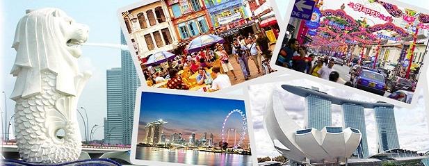 wisata ke singapura
