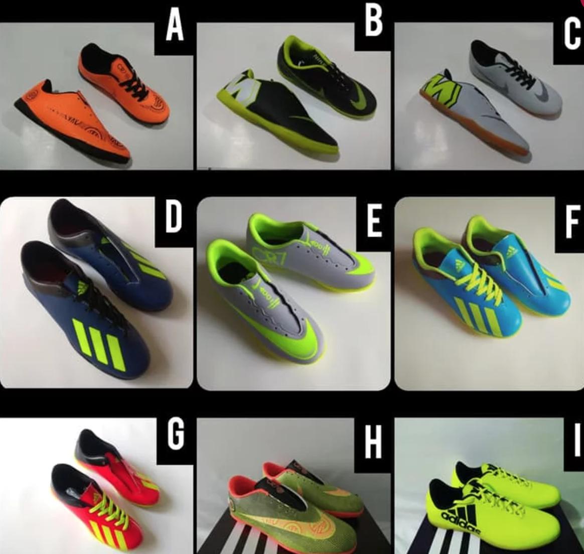 5 Hal yang Perlu Diperhatikan Ketika Memilih Sepatu Futsal